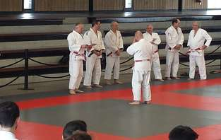Stage National Kata